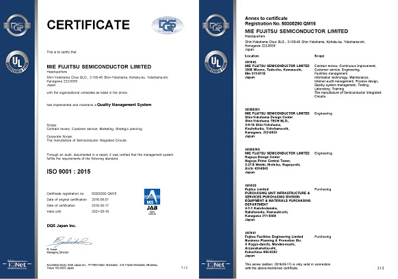 ISO9001(2009)CERTIFICATE