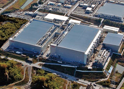 三重工場外観写真