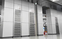 SWIT HVAC System installed in cleanroom
